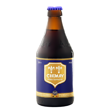 Chimay Blue 330ml Quadrupel