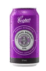 Coopers XPA Extra Pale Ale Lata 375ml