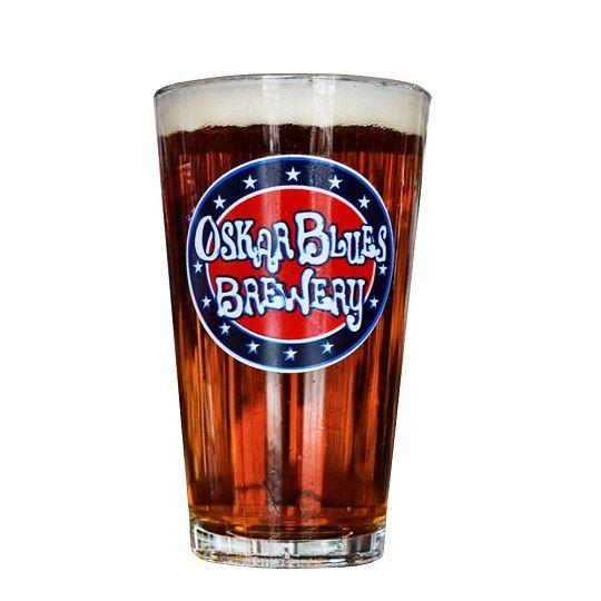 Copo Oskar Blues Brewery Pint 473ml