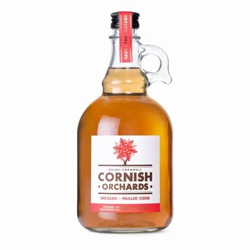 Cornish Orchards Wassail 1000ml Sidra