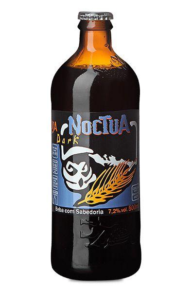 Coruja Noctua Dark 500ml Dark Lager