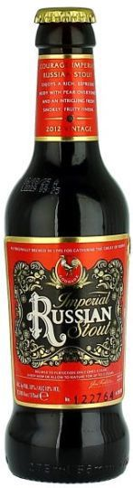 Courage Imperial Russian Stout Garrafa 275ml