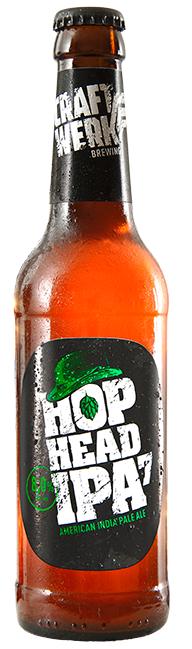 Craftwerk Hop Head IPA 7 330ml American IPA