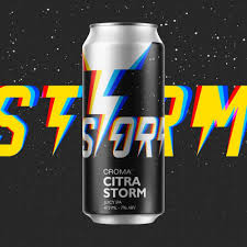 Croma Citra Storm Juicy Ipa Lata 473ml