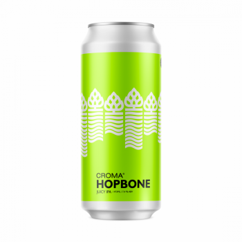 Croma Hopbone Lata 473ml Juicy IPA