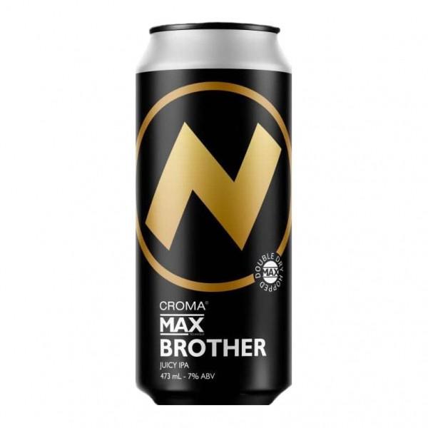 Croma MAX Brother Juicy IPA Lata 473ml