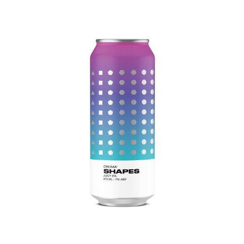 Croma Shapes Juicy IPA Lata 473ml