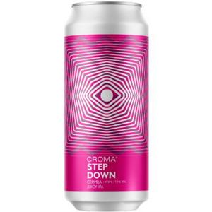 Croma Step Down - Lata 473ml - Juicy Ipa