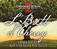 Crooked Stave L' Brett d' Cherry 375ml