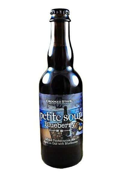 Crooked Stave Petite Blueberry 375ml VALIDADE 10/12/2018