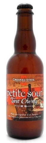 Crooked Stave Petite Sour Tart Cherry 375ml