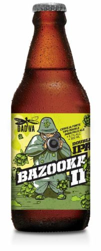 Dádiva Bazooka 310ml Double IPA