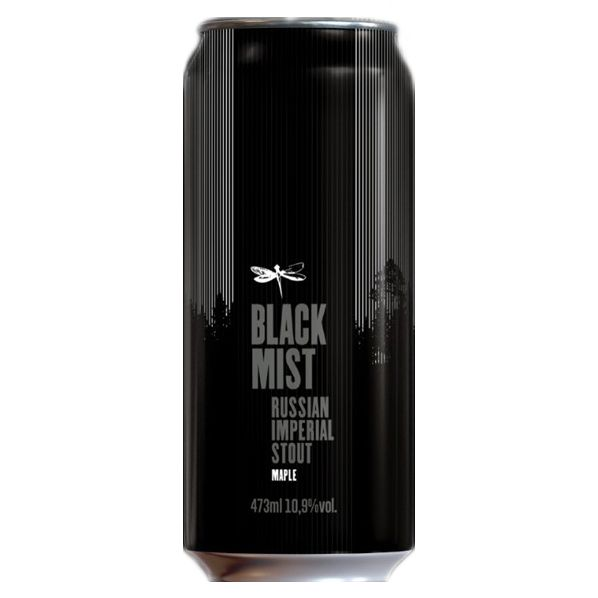 Dadiva Black Mist Maple RIS Lata 473ml