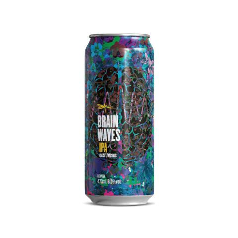 Dádiva Brain Waves Ipa Lata 473ml