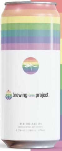 Dádiva Brewing Love Project Lata 473ml New England IPA Amarillo Single HOP