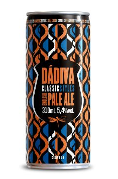 Dádiva Classic Styles English Pale Ale 310ml