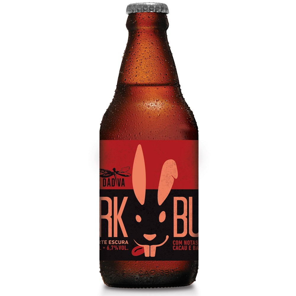 Dádiva Dark Bunny 310ml Brown Ale