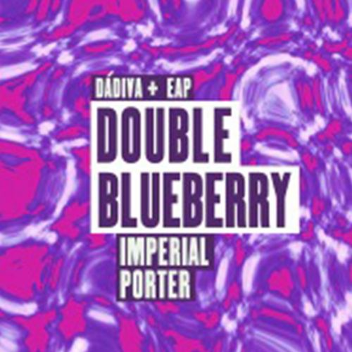 Dádiva EAP  Double Blueberry Imperial Porter Lata 473ml