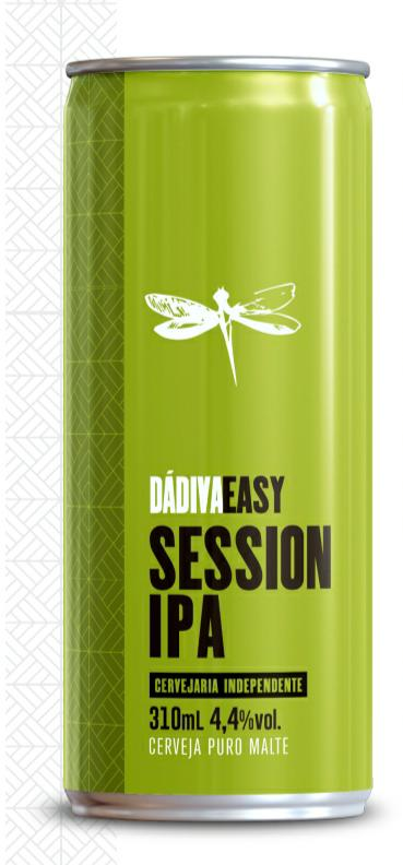 Dadiva Easy Session Ipa Lata 310ml