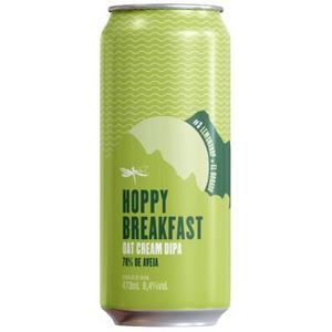 Dádiva Hoppy Breakfast #3 Lata 473ml - Oat Cream Dipa