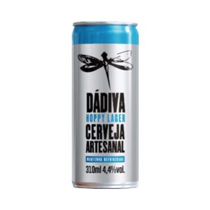 Dadiva Hoppy Lager Lata 310ml