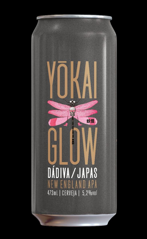 Dádiva/Japas Yokai Glow Lata 473ml New England IPA