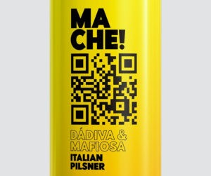 Dadiva/Mafiosa Ma Che! Lata 473ml Italian Pilsner