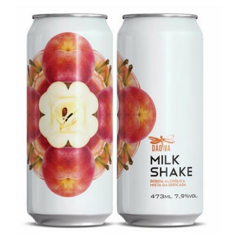 Dadiva Milkshake Pêssego + Maçã Lata 473ml DIPA