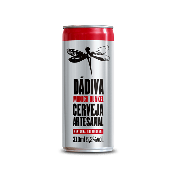 Dadiva Munich Dunkel Lata 310ml