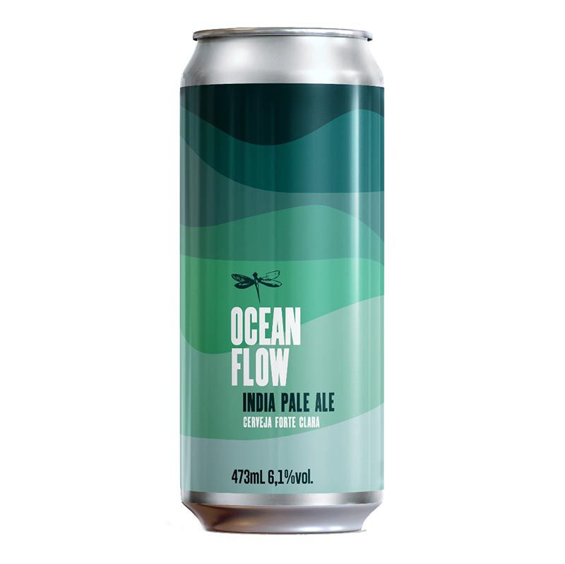 Dádiva Ocean Flow 473ml  IPA