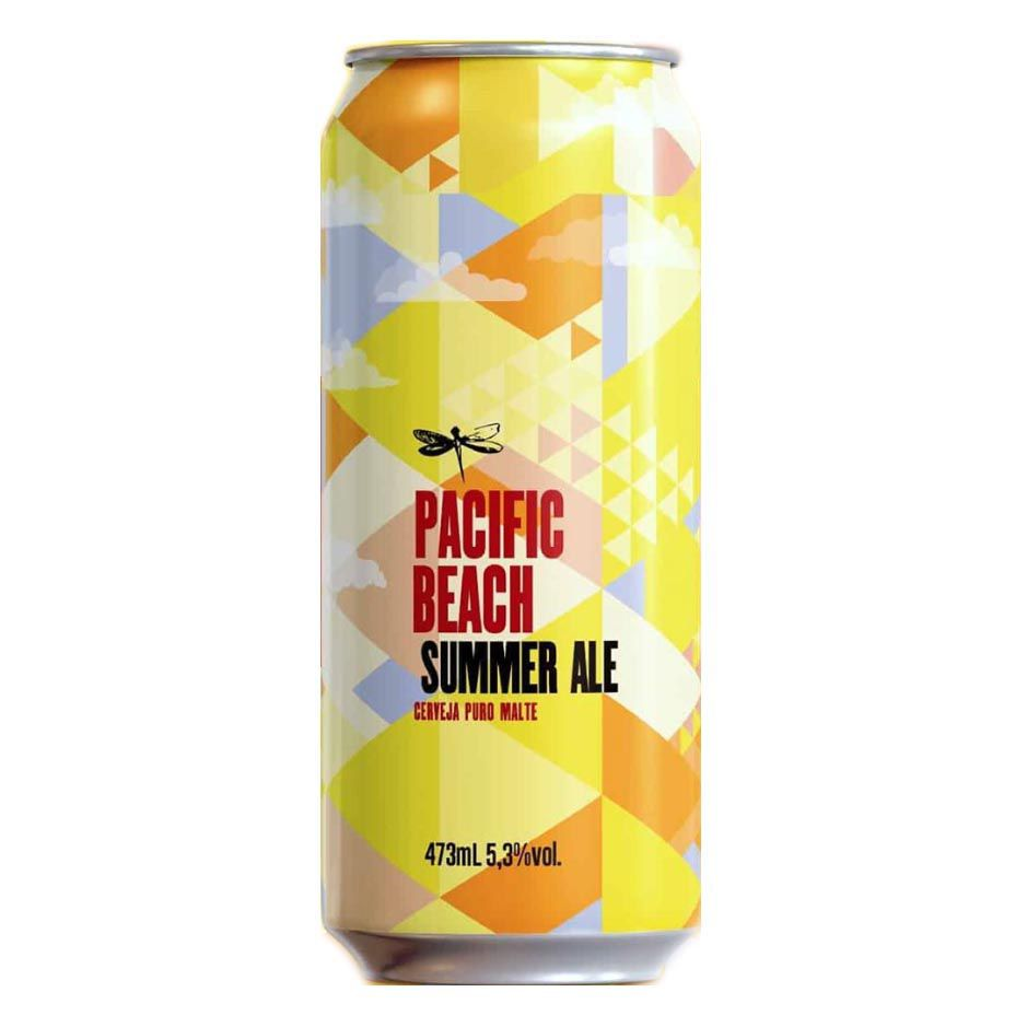 Dádiva Pacific  Beach 473ml Summer Ale