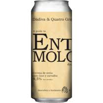 Dádiva / Quatro Graus Entomology 473ml American Strong Ale