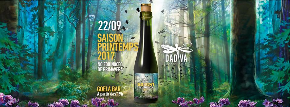 Dádiva Saison Printemps 2017 375ml