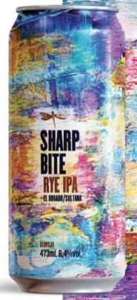 Dadiva Sharp Bite Lata 473ml  Rye IPA
