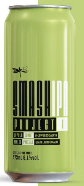 Dadiva Smash IPA Project I Lata 473ml -