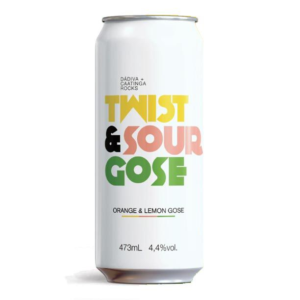 Dádiva Twist & Sour Gose  Lata 473ml