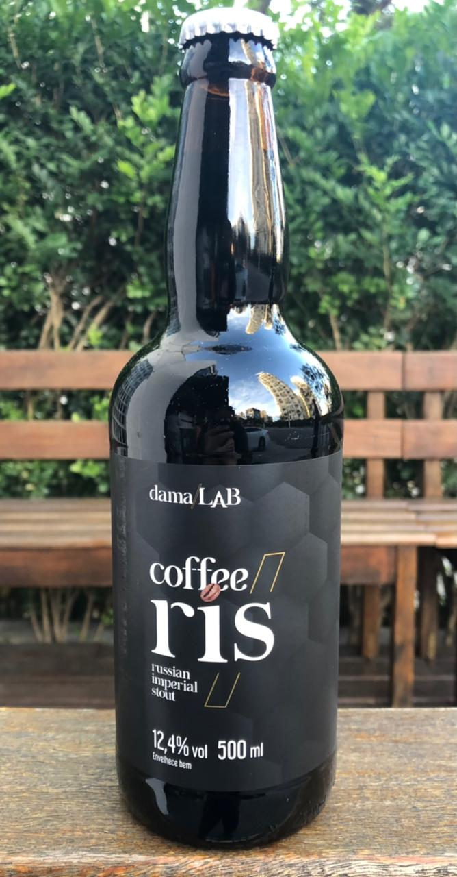 Dama Lab Coffee RIS 500ml