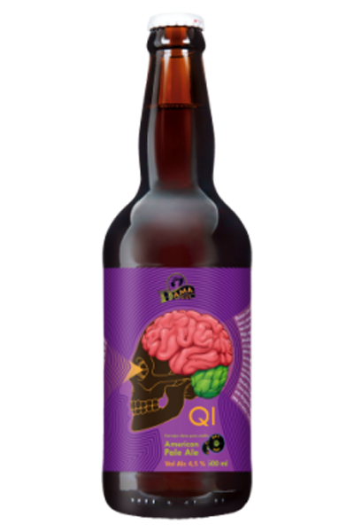 Dama QI 500ml Pale Ale