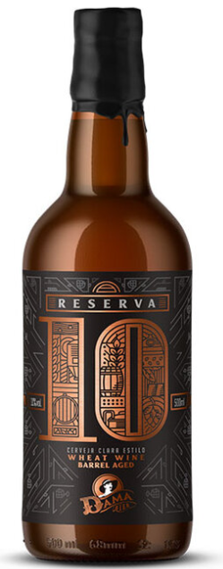 Dama Reserva 10 500ml Wheat Wine Barrel Aged