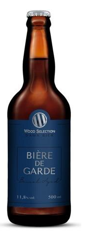 Dama Wood Selection Bière de Garde Barrel Aged 500ml