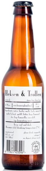 De Molen Heksen & Trollen 330ml Saison