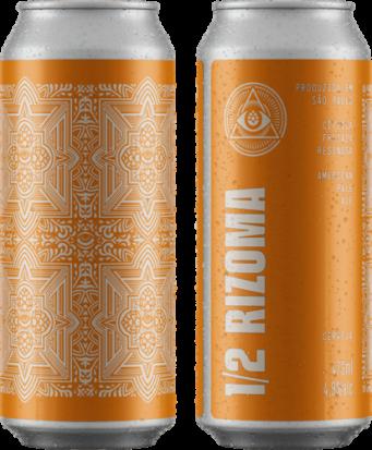 Dogma 1/2 Rizoma Lata 473ml - American Pale Ale
