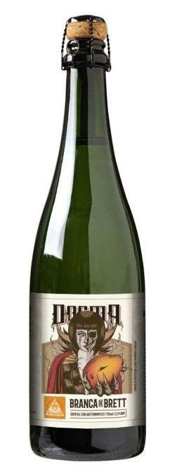 Dogma Branca de Brett 750ml American Wild Ale