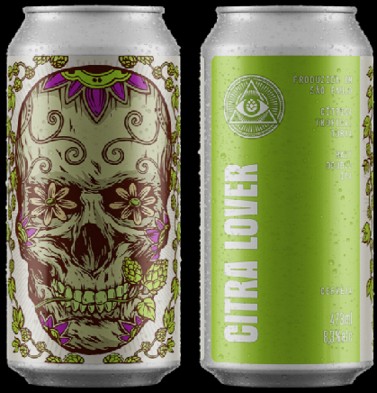 Dogma Citra Lover Lata 473ml Imperial IPA