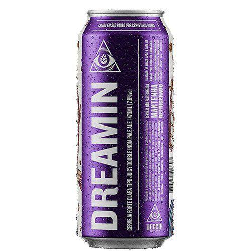Dogma Dreamin 473ml Juicy Double  IPA