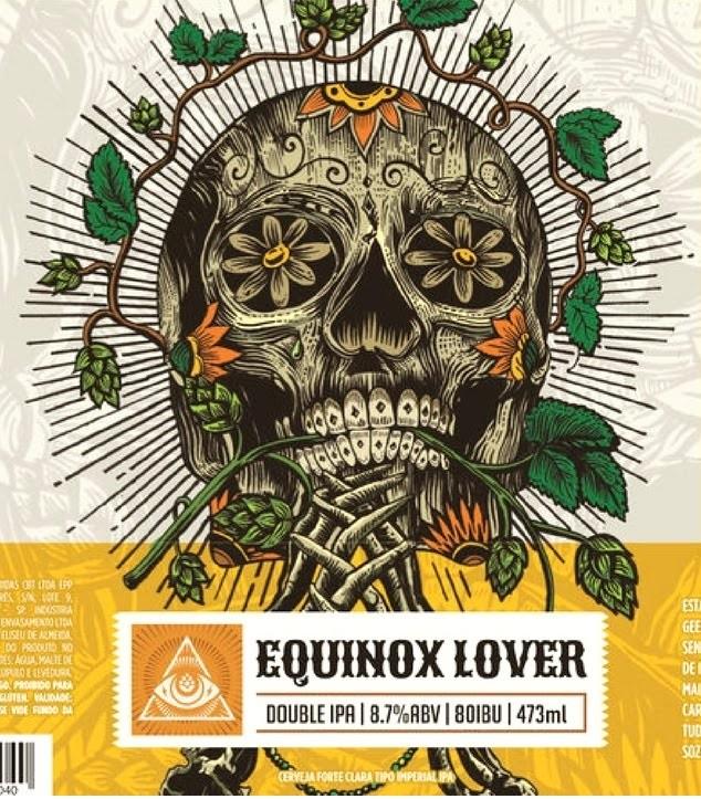 Dogma Equinox Lover Lata 473ml Imperial IPA