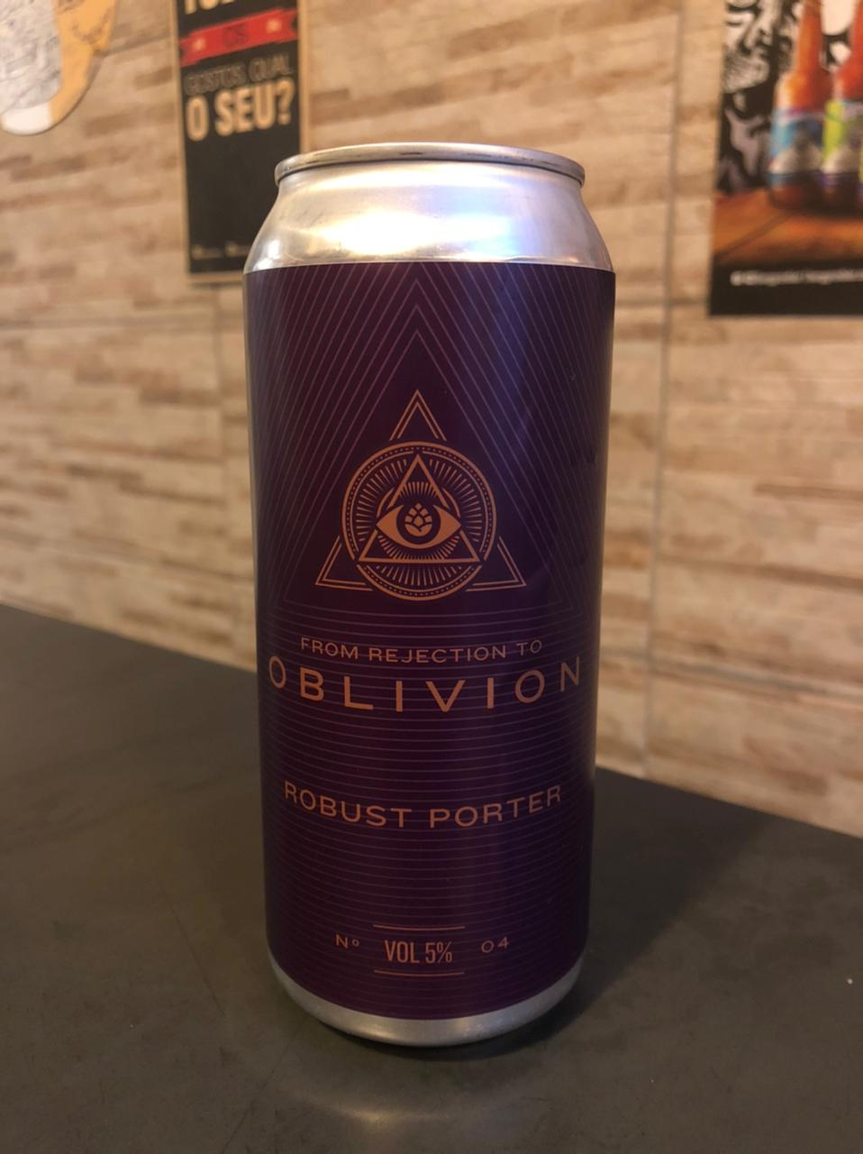 Dogma From Rejection To Oblivion IV Lata 473ml - Robust Porter