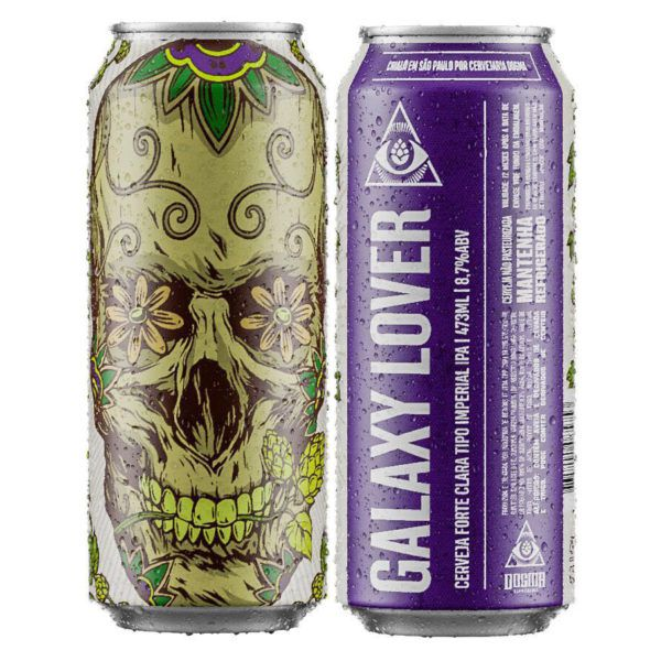 Dogma Galaxy Lover 473ml  Double  IPA