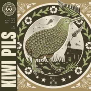 Dogma Kiwi Pils - Lata 473ml - NZ Pils