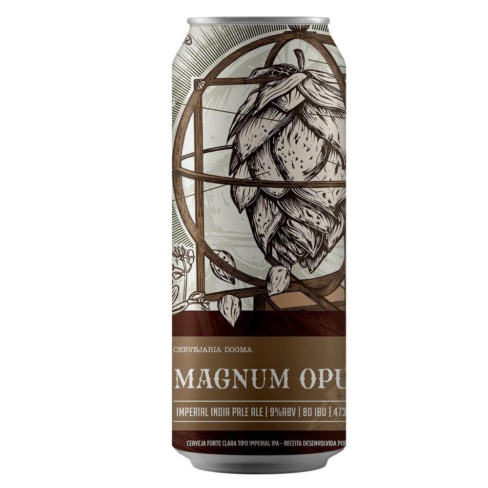 Dogma Magnum Opus Lata 473ml Imperial IPA